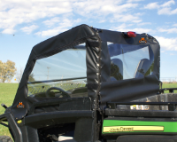 John Deere RSX850i Doors and Rear Window Combo