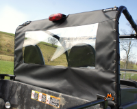 John Deere RSX850i Rear Window