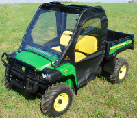 John Deere Gator 625i 825i 855d Doors Rear Window Combo