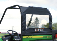 John Deere Gator 625i 825i 855d Rear Window