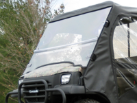 Kawasaki Mule 3000-3010 Folding Lexan Windshield