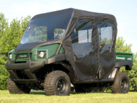 Kawasaki 4010 TRANS Full Cab Enclosure
