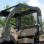 Kawasaki Mule 600-610 Doors Rear Window Combo-doors open
