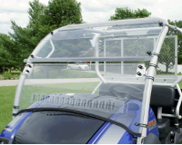 Kawasaki 600-610 Areo-Vent Hard Windshield