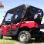 Kawasaki TERYX 4 Full Cab to fit existing Windshield - rear three quarter view