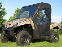 Kawasaki Teryx 750 4x4 Full Cab Enclosure w/ AeroVent Lexan Windshield