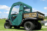 Kubota RTV400/500 Doors Rear Window Combo