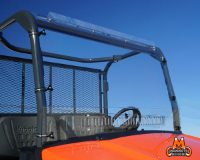 Kubota RTV X900 AreoVent Hard Polycarbonate Windshield