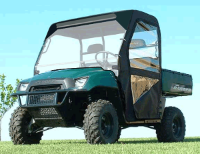 Polaris Ranger Full Cab Enclosure with FOLDING Polycarbonate Windshield