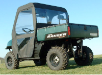 Polaris Ranger Soft Doors