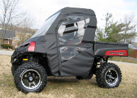 Polaris Ranger 400 Full Cab Enclosure with Vinyl Windshield
