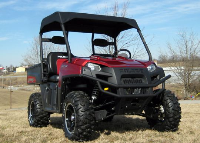 Polaris Ranger 400 Top Cap Canopy