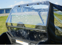 Polaris RZR 800 900 Hard Polycarbonate Rear Window