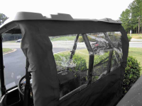 Polaris Ranger 400/500/800 Mid-Size SOFT Rear Window