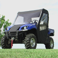 Yamaha Rhino Full Cab Enclosure with Vinyl Windshield