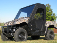 Yamaha Rhino Full Cab Enclosure with Aero-Vent Windshield