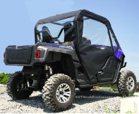 Yamaha WOLVERINE Doors and Rear Window Combo