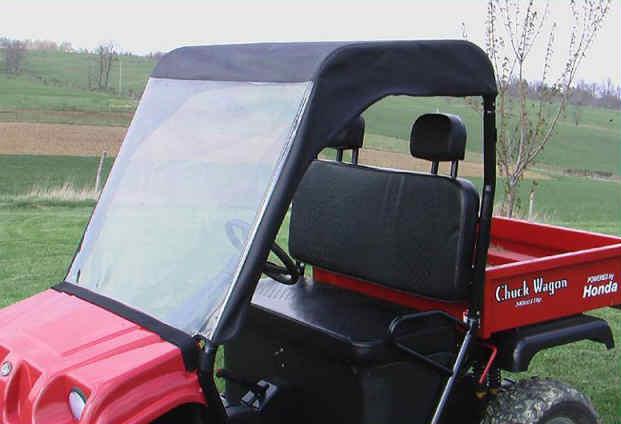Chuck Wagon Utv : Bristers chuck wagon parts and accessories autos post