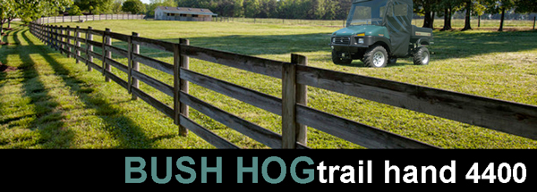 Bush Hog Trail Hand 4400