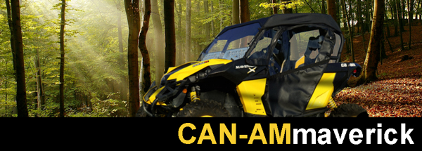 Can-Am Maverick | UTVcabEnclosures.com