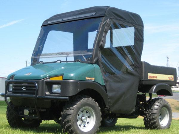 Bush Hog Trail Hand Full Cab W Folding Lexan Windshield