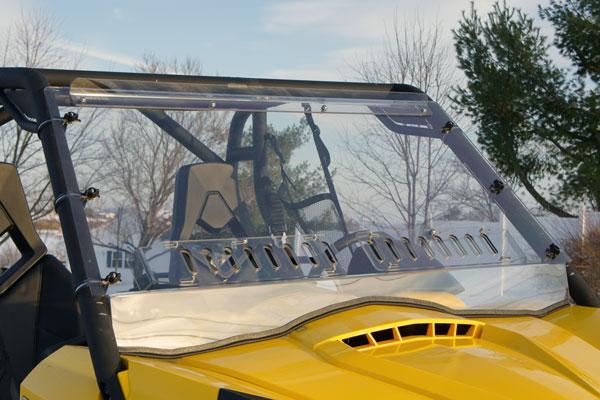 Can Am Commander Full Cab Enclosure W Windshield