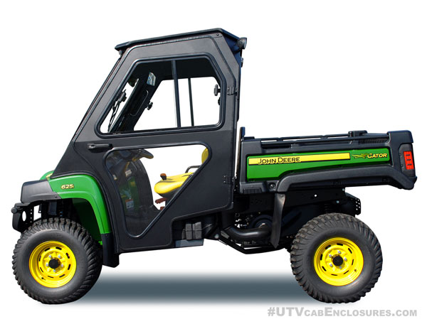John Deere Gator Hpx Xuv Hard Full Cab Enclosure With