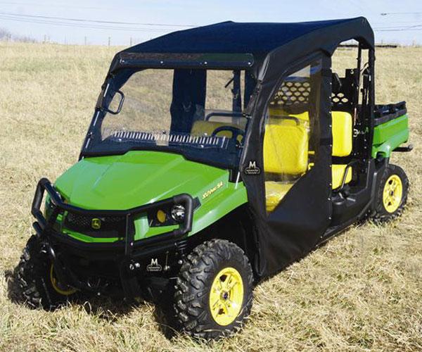 John Deere Gator Accessories >> John Deere Gator Accessories Half Cab Enclosure For Sale