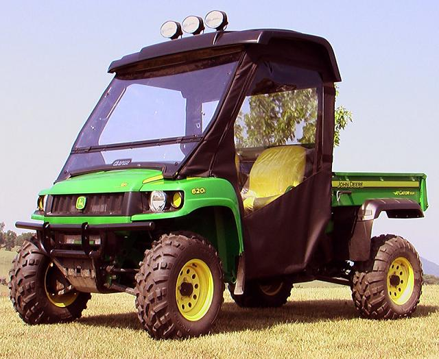 john deere gator hpx xu doors rear window combo. Black Bedroom Furniture Sets. Home Design Ideas