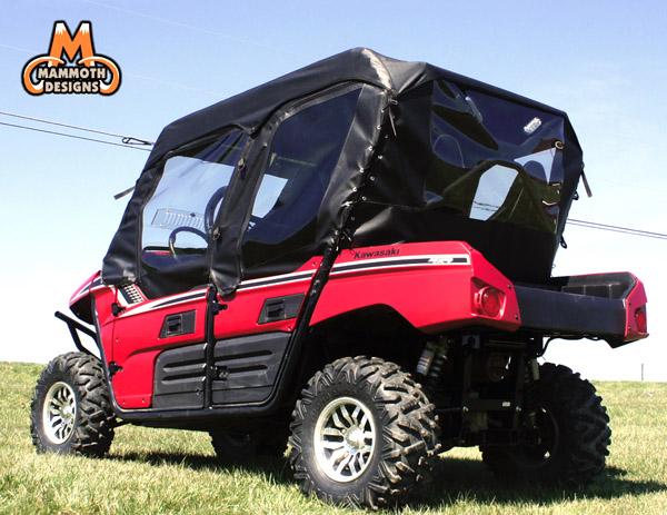 Kawasaki Teryx 4 Full Cab Enclosure For Your Existing