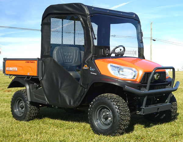 kubota rtv x900 accessories hard windshields for sale. Black Bedroom Furniture Sets. Home Design Ideas