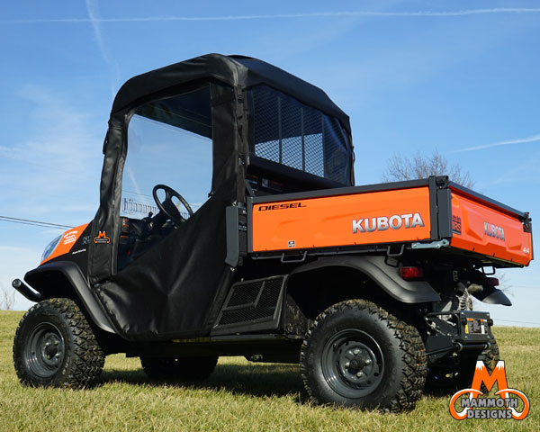Kubota Rtv X900 Accessories Hard Windshields For Sale