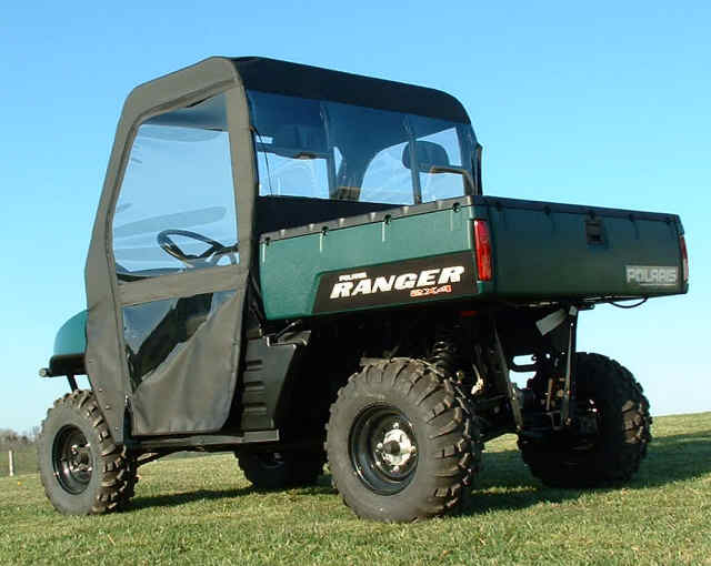 Polaris Ranger 4x4 Xp Hd Soft Doors Rear Window Combo Utv