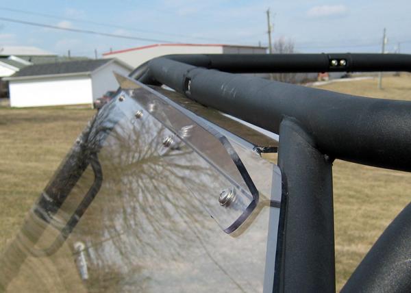 Bobcat 3400 Folding Windshield