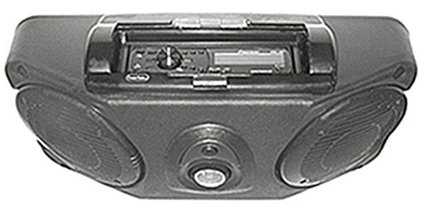 Polaris Rzr Pioneer Stereo Mp3 Cd Player