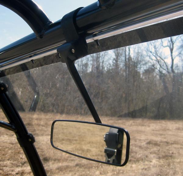 Utv Rear View Mirror >> Universal Automobile Style UTV Rear View Mirror | UtvcabEnclosrues