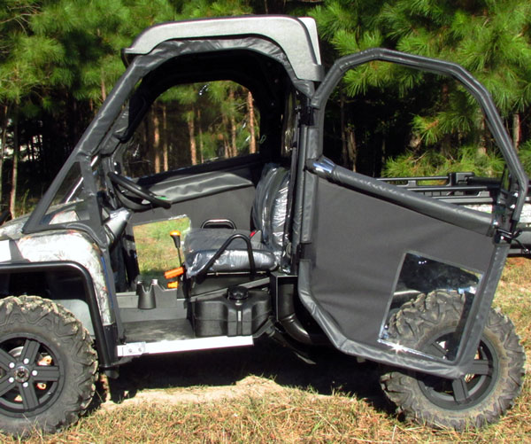 John Deere Gator Xuv 625i 825i 855d Steel Framed Doors Rear Window Combo